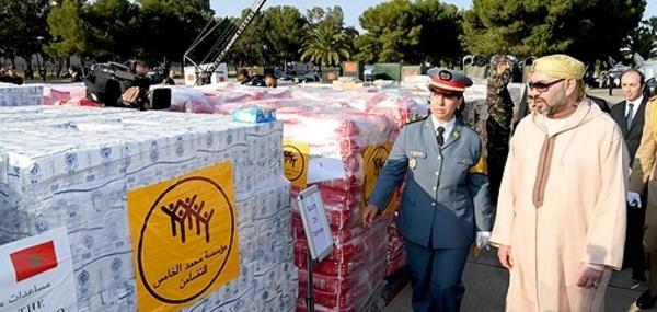 Gaza : instructions du Roi du Maroc pour le déploiement d'un hôpital pluridisciplinaire de campagne et aide humanitaire