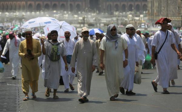Mecque : Le hajj commence pour plus de 2 millions de musulmans