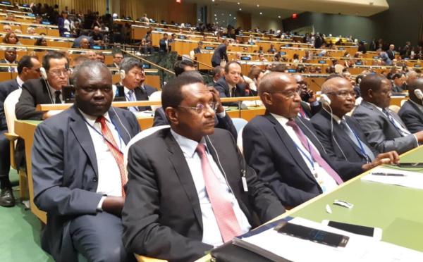 New-York : Le président du Tchad absent de l'assemblée de l'ONU