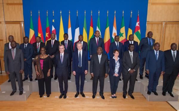 A Paris, les ministres de la zone franc CFA font le point sur la situation économique