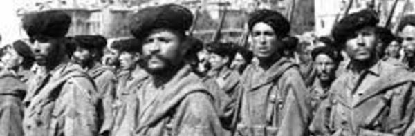 Rendons hommage à ces poilus Marocains de la Première Guerre Mondiale