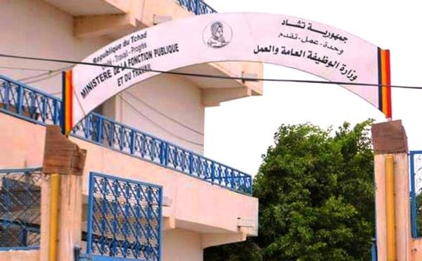 Tchad : le ministère de la Fonction publique fait le point sur la disparition des dossiers