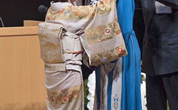 La Princesse Royale Lalla Hasna du Maroc primée à Tokyo