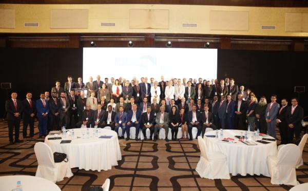 Canon Central and North Africa accueille la conférence annuelle des partenaires à l'Ile Maurice