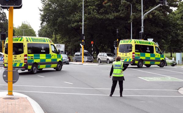 Nouvelle-Zélande : des attentats terroristes contre des mosquées font 40 morts