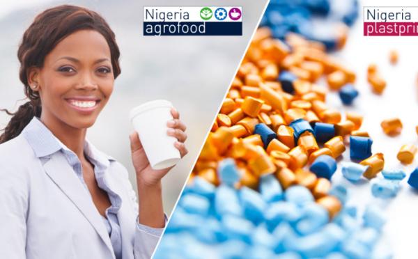 Le 5ème salon agrofood et plastprintpack Nigeria 2019 avec plus de 120 exposants leaders de 24 pays