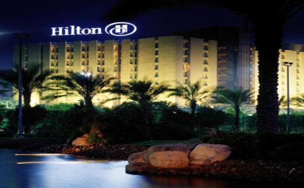 La grand chaine hôtelière Hilton s'installe au Tchad
