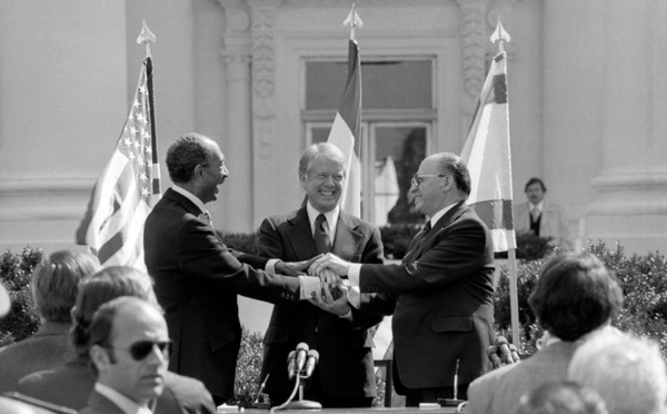 Accord de paix entre l'Égypte et Israël : célébration du 40e anniversaire