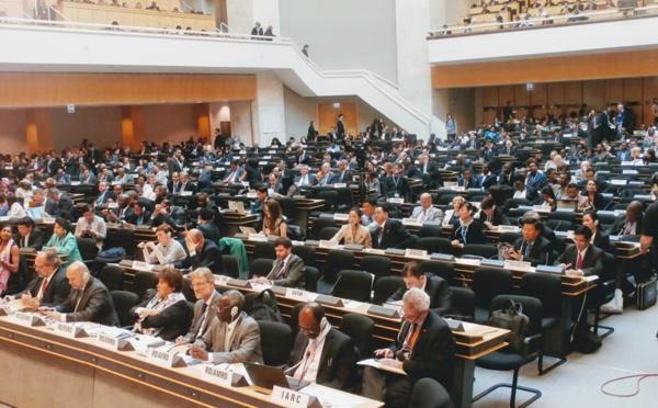 Genève : le Tchad prend part à l'assemblée mondiale de la Santé