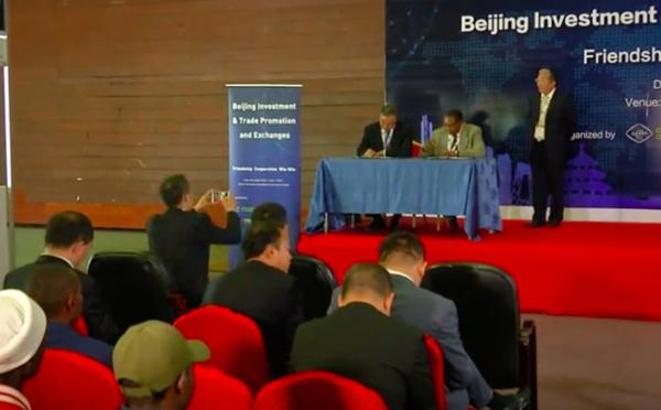 La Chine se dit prête pour des négociations commerciales avec le bloc de l'Afrique de l'Est