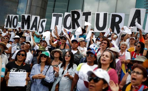 Un rapport onusien confirme des cas de torture et des meurtres au Venezuela
