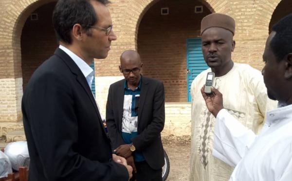 Tchad : un appui de la coopération allemande au comité départemental d'action de Ouara