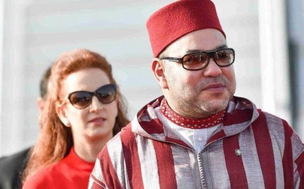 Le Roi du Maroc et Lalla Salma démentent fermement les graves assertions colportées par « Gala »