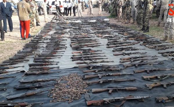 Tchad : le ministre de la défense est arrivé à l'Est