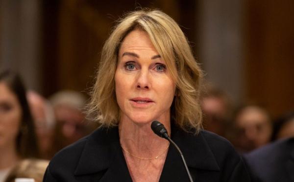 Portrait de Kelly Craft, la nouvelle représentante des États-Unis à l'ONU