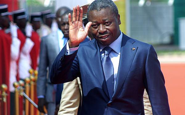 Le chef de l'État togolais Faure Gnassingbé séjourne au Japon