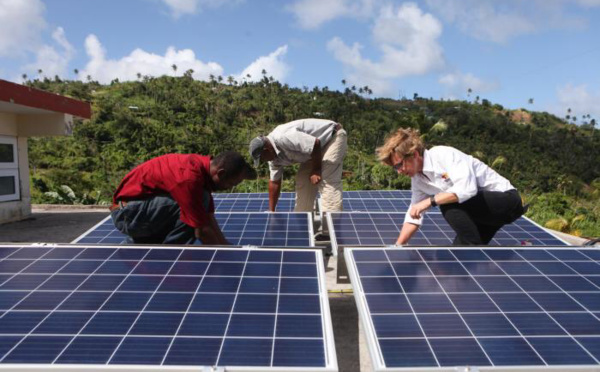 Les lauréats du prix de l'action climatique mondiale de l'ONU annoncés