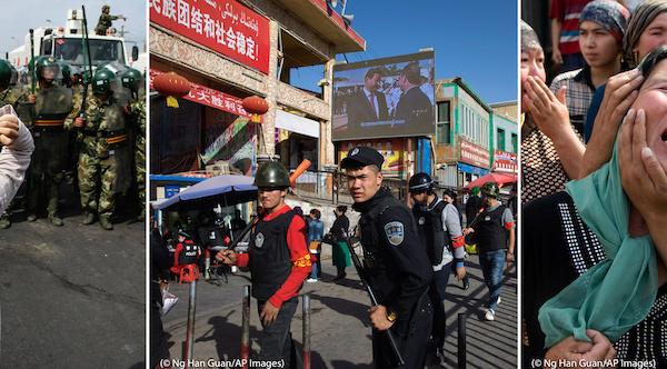 John Sullivan : Nous devons mettre fin à « l'horrible campagne de répression en Chine »
