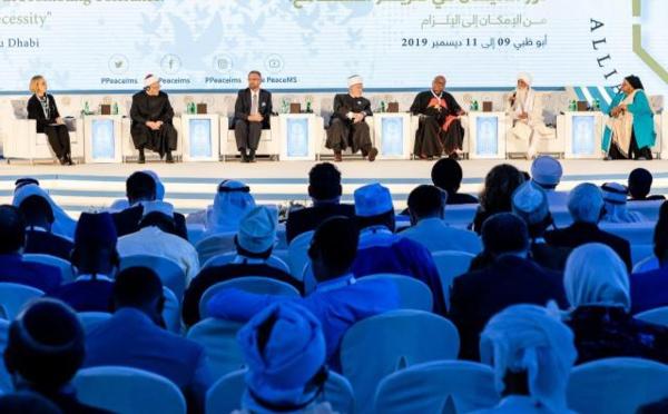 Une nouvelle charte cherche à mobiliser un soutien mondial pour la tolérance et à la liberté religieuse
