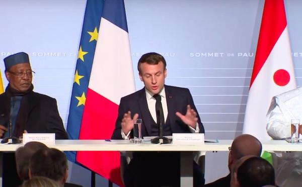 """Terrorisme au Sahel : une """"coalition"""" pour renforcer la lutte"""