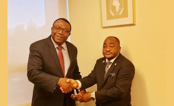 Le Togo succède au Libéria à la présidence du Groupe des Etats africains membres de l'ONU