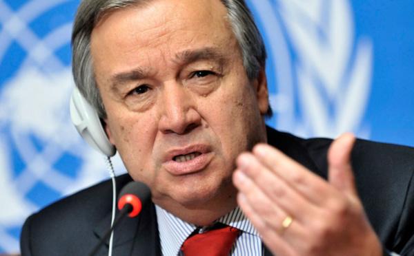"""Covid-19 : l'appel du secrétaire général de l'ONU pour un """"cessez-le-feu mondial"""""""