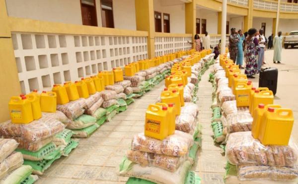 Tchad : des dons de vivres distribués à des organisations féminines
