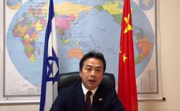 L'ambassadeur de Chine en Israël retrouvé mort