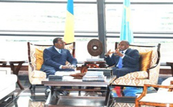 Congo : Idriss Déby fait un escale chez Kabila