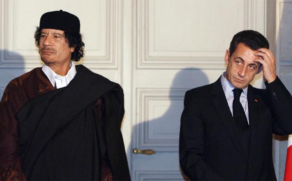 """Argent de Kadhafi : Sarkozy mis en examen pour """"association de malfaiteurs"""""""