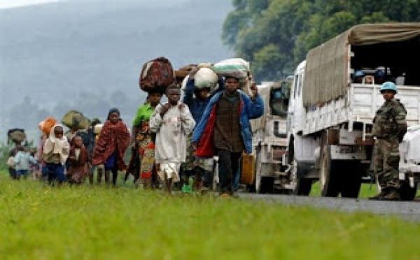 Congo : La dramatique situation en cours dans la région du Kivu