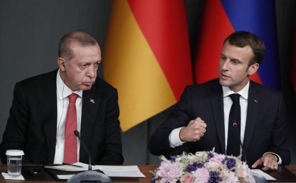 La France dénonce les propos d'Erdogan et rappelle son ambassadeur en Turquie