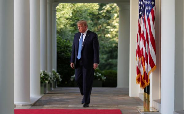 USA : Trump peut être escorté hors de la Maison Blanche si nécessaire (camp Biden)