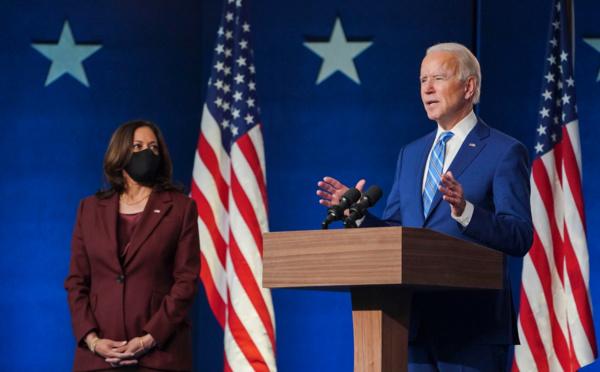 États-Unis : Joe Biden élu président de la République