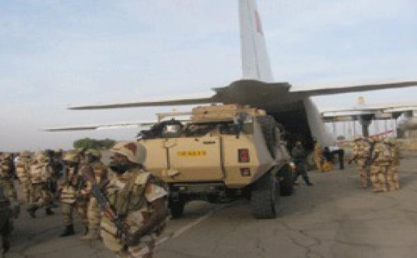 Mali : Un avion C130 avec un bataillon des forces spéciales tchadiennes se pose à Bamako