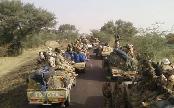 Mali : L'arrivée des forces tchadiennes est décisive (Strategico)