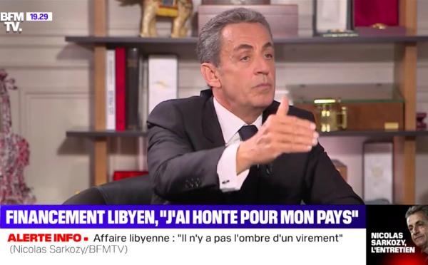"""Financements libyens : Sarkozy évoque des """"recherches"""" menées au Tchad"""