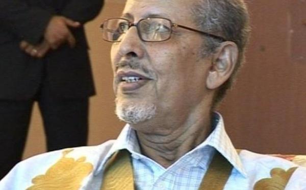 Mauritanie : l'ancien président Sidi Mohamed Ould Cheikh Abdallahi est décédé
