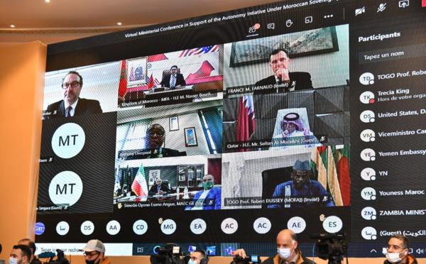 Autonomie sous la souveraineté du Maroc : une conférence de soutien à l'initiative