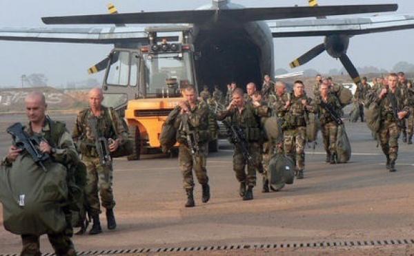 Centrafrique : L'armée française blesse 4 tchadiens par balles