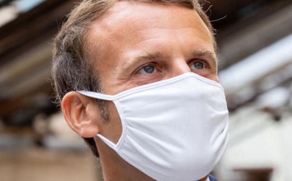 Covid-19 : Macron appelle à la solidarité pour fournir 13 millions de vaccins à l'Afrique