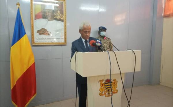 Tchad - Yaya Dillo : le ministre des Affaires étrangères s'exprime
