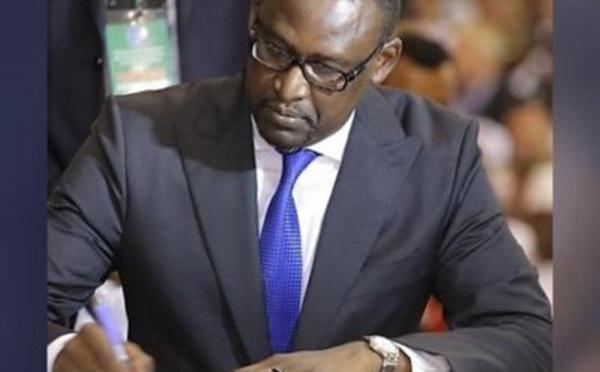 Union Africaine : Le Directeur de cabinet de Moussa Faki Mahamat a présenté sa démission ce vendredi
