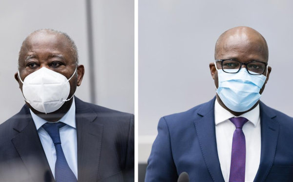 La CPI confirme l'acquittement de Gbagbo et Blé Goudé des charges de crime contre l'humanité
