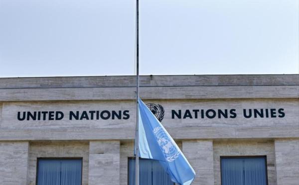 Obsèques d'Idriss Deby : Les drapeaux de l'ONU en berne dans le monde