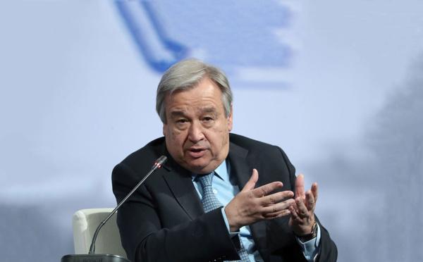 """Guterres : """"l'ONU reste fermement engagée à soutenir le peuple tchadien"""""""