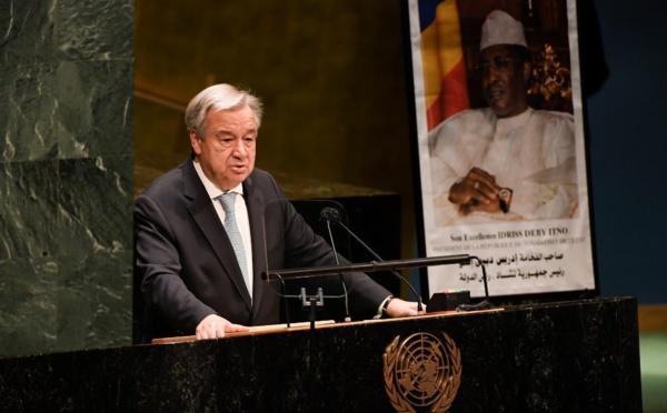 L'Assemblée générale de l'ONU rend hommage au président Idriss Déby Itno