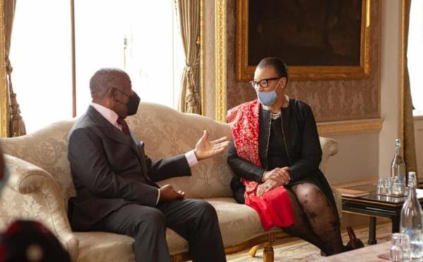 Gabon : le président Ali Bongo en visite officielle à Londres
