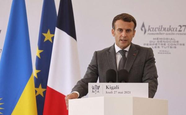 France-Rwanda : A Kigali, Macron implore le pardon des rescapés du génocide