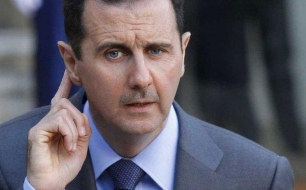 Syrie : Bachar Al-Assad remporte 95,1% des voix à la présidentielle